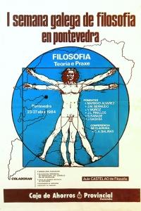 I Semana Galega de Filosofía
