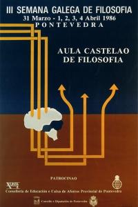 III Semana Galega de Filosofía
