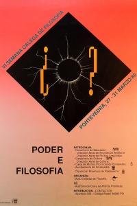 VI Semana Galega de Filosofía