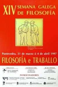 XIV Semana Galega de Filosofía