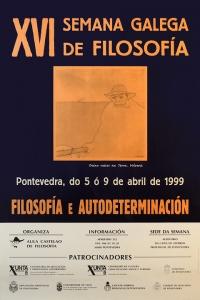 XVI Semana Galega de Filosofía