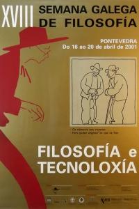 XVIII Semana Galega de Filosofía
