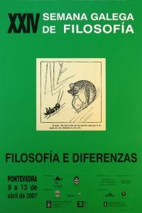 XXIV Semana Galega de Filosofía