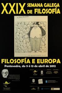 XXIX Semana Galega de Filosofía