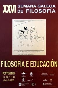XXVI Semana Galega de Filosofía