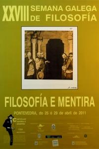 XXVIII Semana Galega de Filosofía