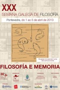 XXX Semana Galega de Filosofía