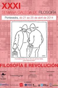 XXXI Semana Galega de Filosofía