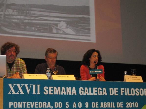 Dionisio Pereira e Bernardo Maiz XXVII SGF