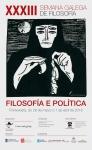"XXXIII SGF ""Filosofía e Política"""